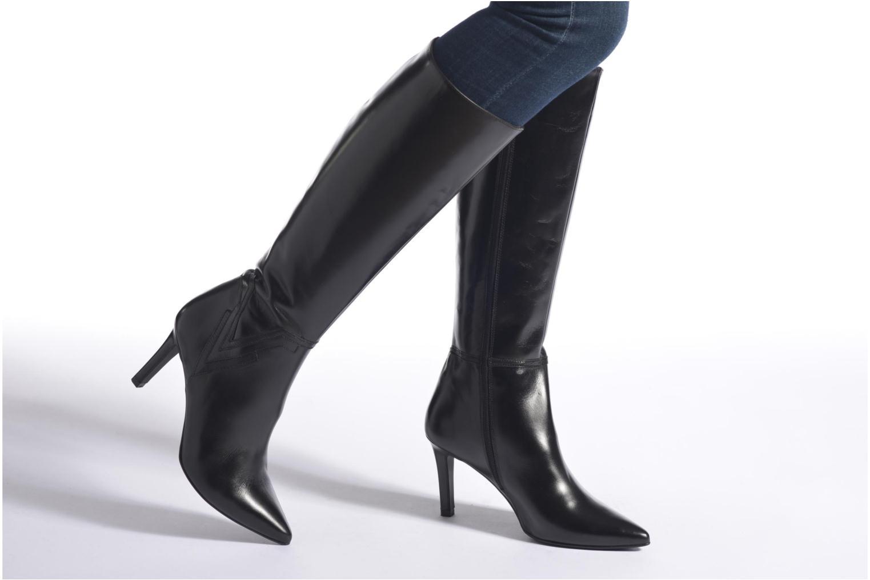 Laarzen Made by SARENZA Glamatomic #1 Zwart onder