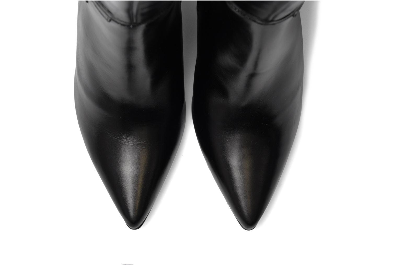 Bottes Made by SARENZA Glamatomic #1 Noir vue portées chaussures