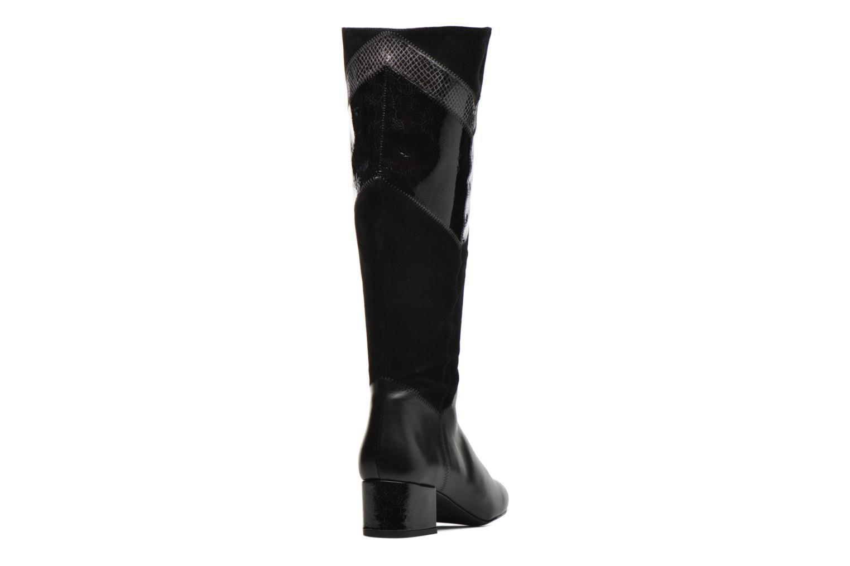 Stiefel Made by SARENZA See Ya Topanga #13 schwarz ansicht von vorne