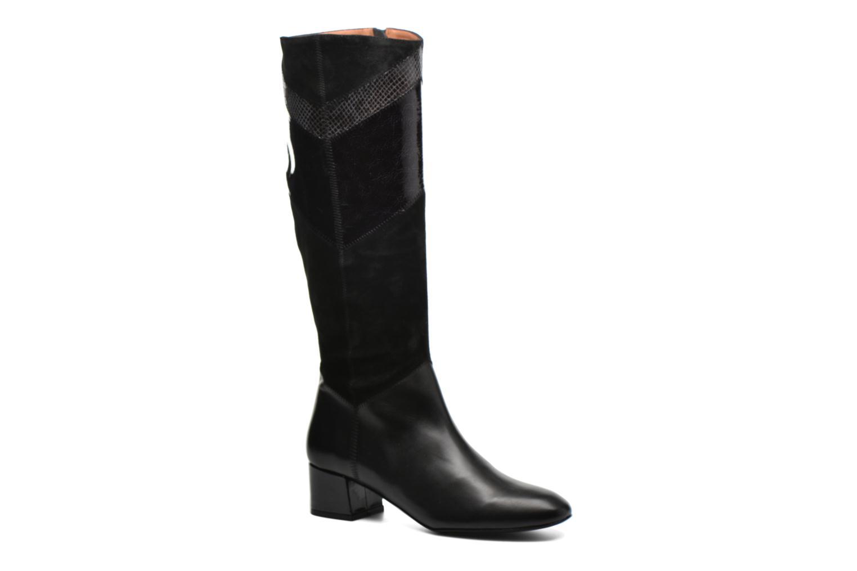 Stiefel Made by SARENZA See Ya Topanga #13 schwarz ansicht von rechts