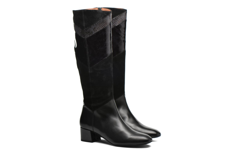 Boots & wellies Made by SARENZA See Ya Topanga #13 Black back view