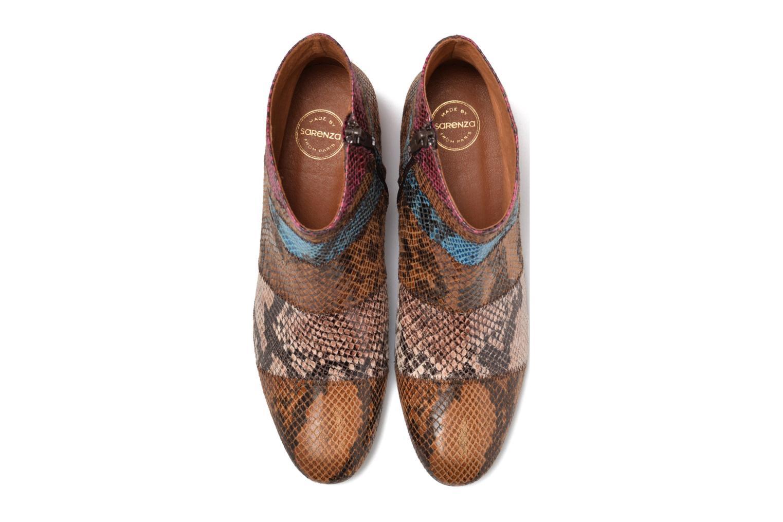 Stiefeletten & Boots Made by SARENZA See Ya Topanga #1 mehrfarbig schuhe getragen