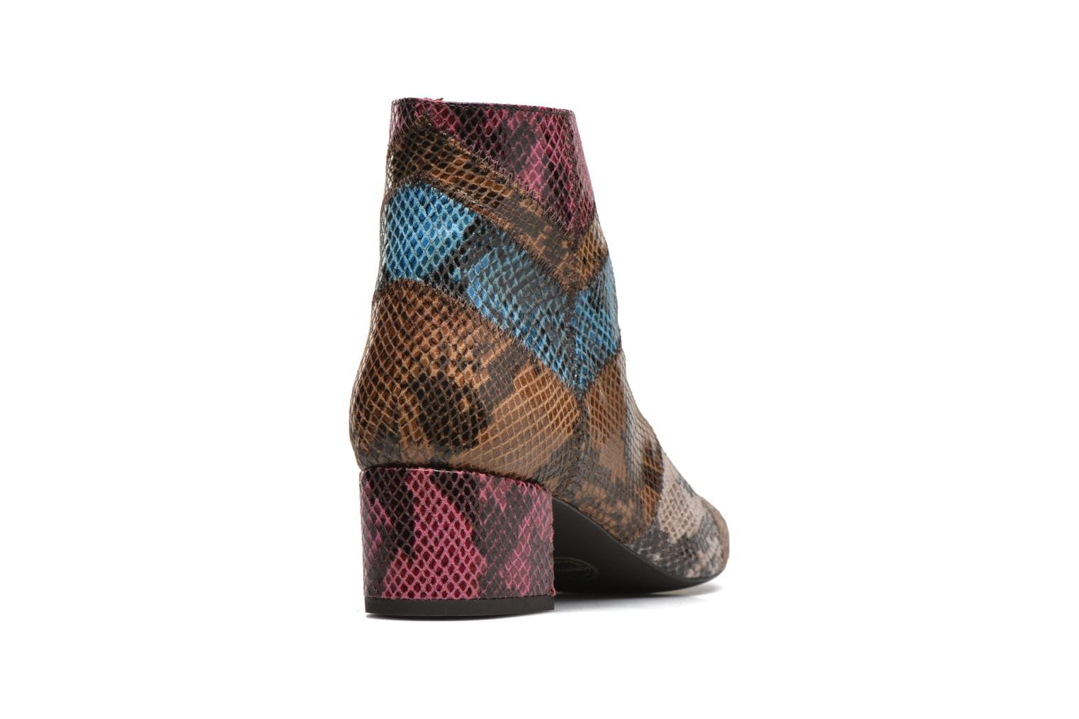 Bottines et boots Made by SARENZA See Ya Topanga #1 Multicolore vue face