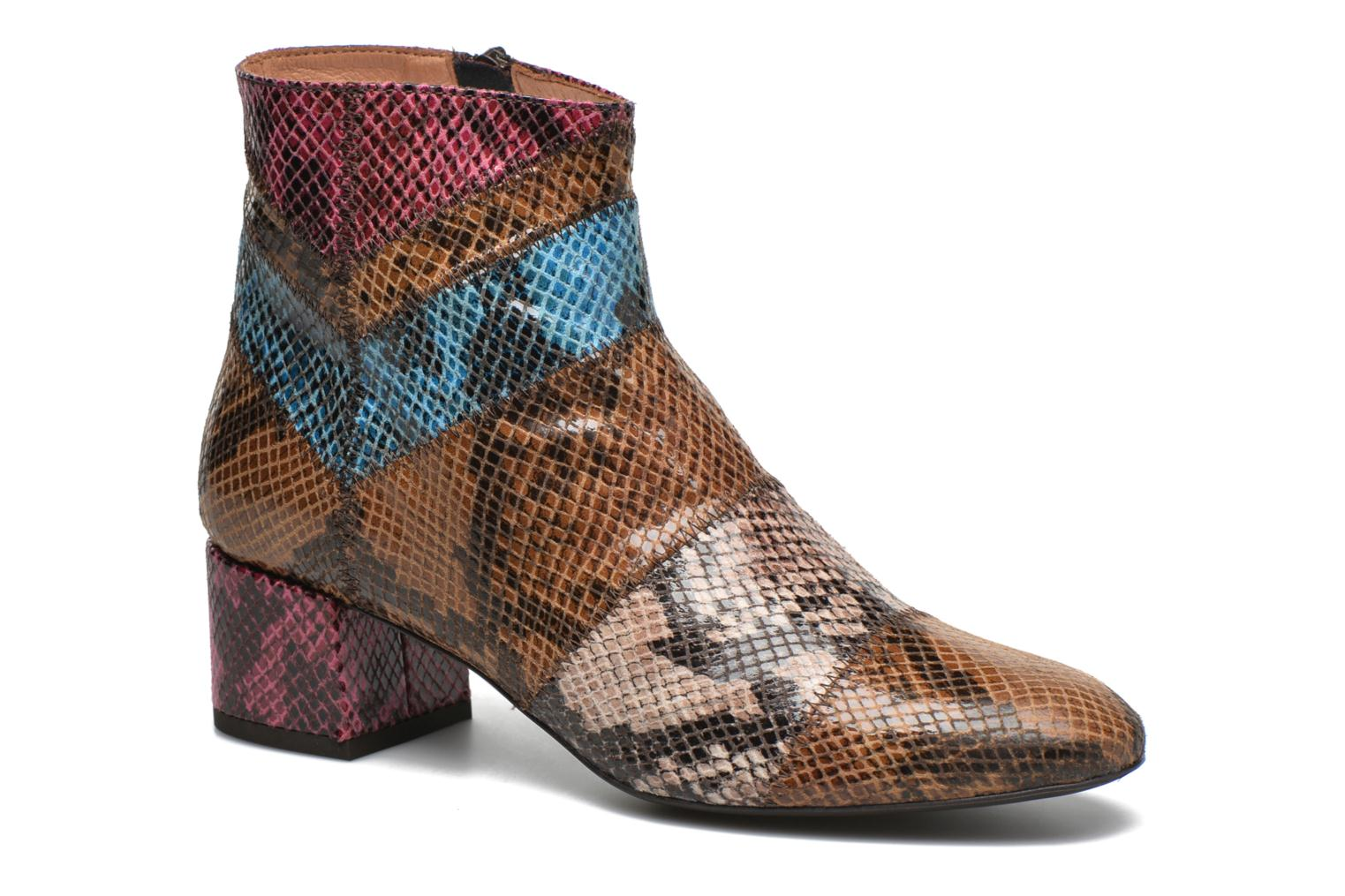 Bottines et boots Made by SARENZA See Ya Topanga #1 Multicolore vue droite