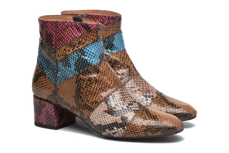 Boots en enkellaarsjes Made by SARENZA See Ya Topanga #1 Multicolor achterkant