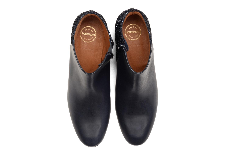 Bottines et boots Made by SARENZA Glamatomic #8 Bleu vue portées chaussures