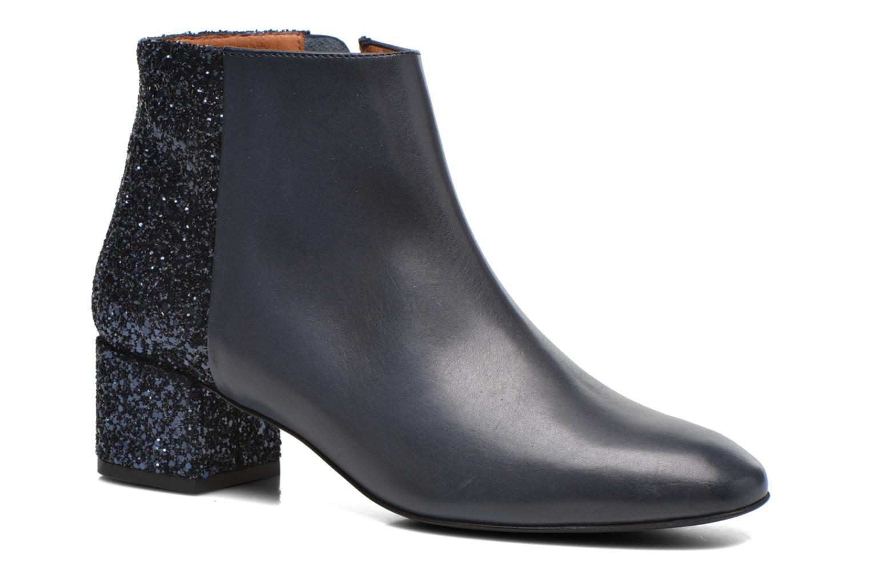 Bottines et boots Made by SARENZA Glamatomic #8 Bleu vue droite