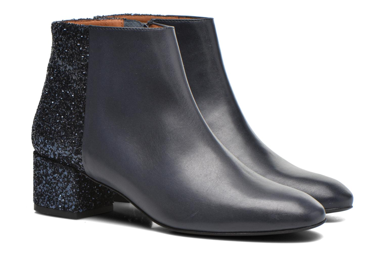 Bottines et boots Made by SARENZA Glamatomic #8 Bleu vue derrière