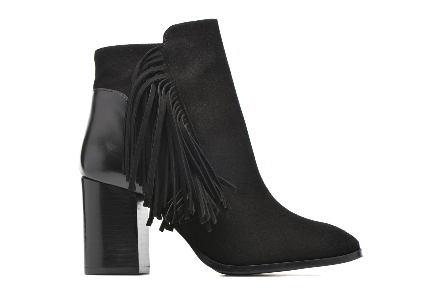 Ankle boots Made by SARENZA See Ya Topanga #8 Black detailed view/ Pair view