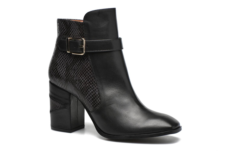 Bottines et boots Made by SARENZA See Ya Topanga #7 Noir vue droite