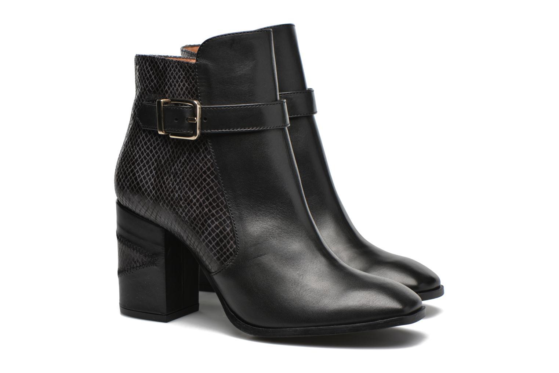 Boots en enkellaarsjes Made by SARENZA See Ya Topanga #7 Zwart achterkant