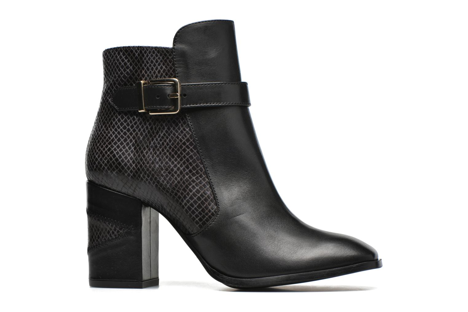 Marques Chaussure femme Made by SARENZA femme See Ya Topanga #7 Ambtes noir + Empeda grey