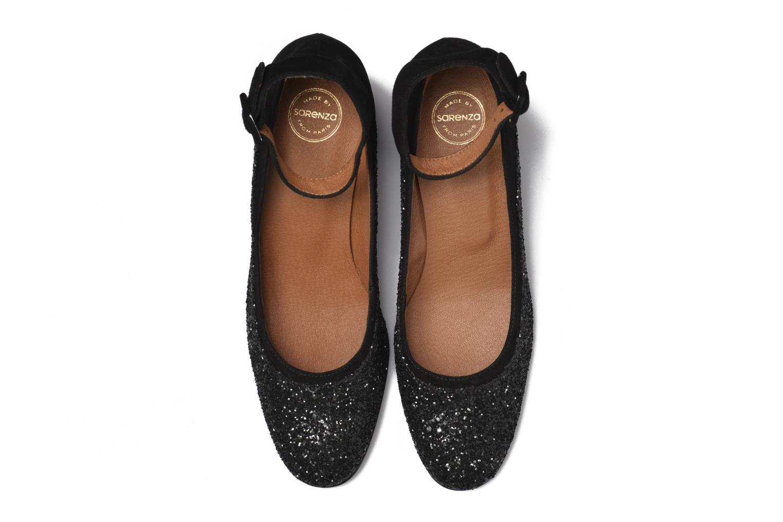 Pumps Made by SARENZA Notting Heels #9 schwarz schuhe getragen