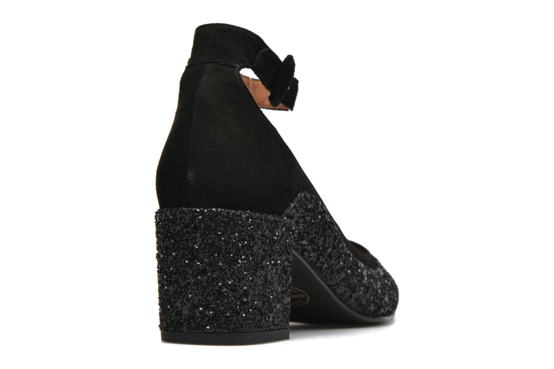 Pumps Made by SARENZA Notting Heels #9 schwarz ansicht von vorne