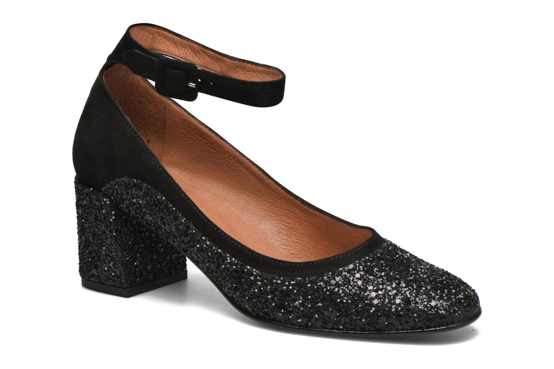 Pumps Made by SARENZA Notting Heels #9 schwarz ansicht von rechts