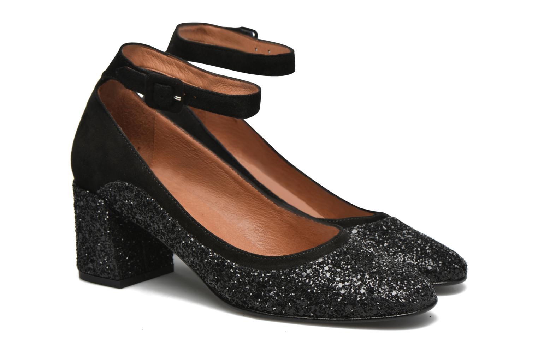 Pumps Made by SARENZA Notting Heels #9 schwarz ansicht von hinten