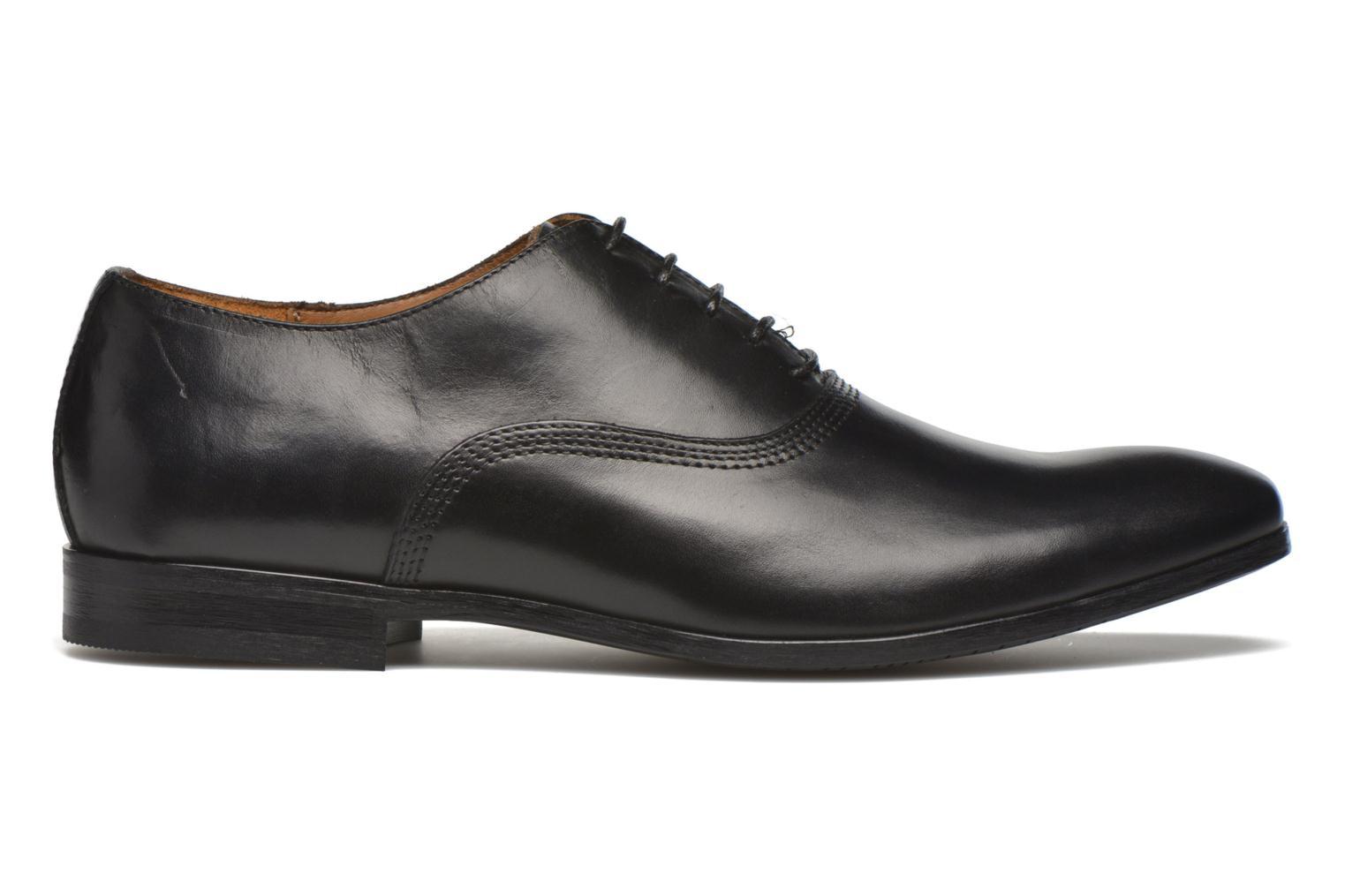 Lace-up shoes Marvin&co Newry Black back view