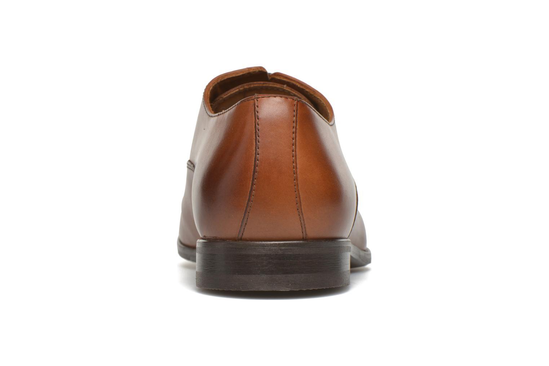 Chaussures à lacets Marvin&Co Newmilton Marron vue droite