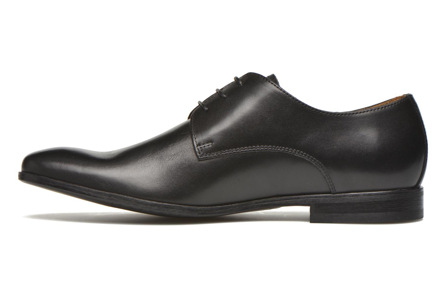Veterschoenen Marvin&Co Nailsworth Zwart voorkant