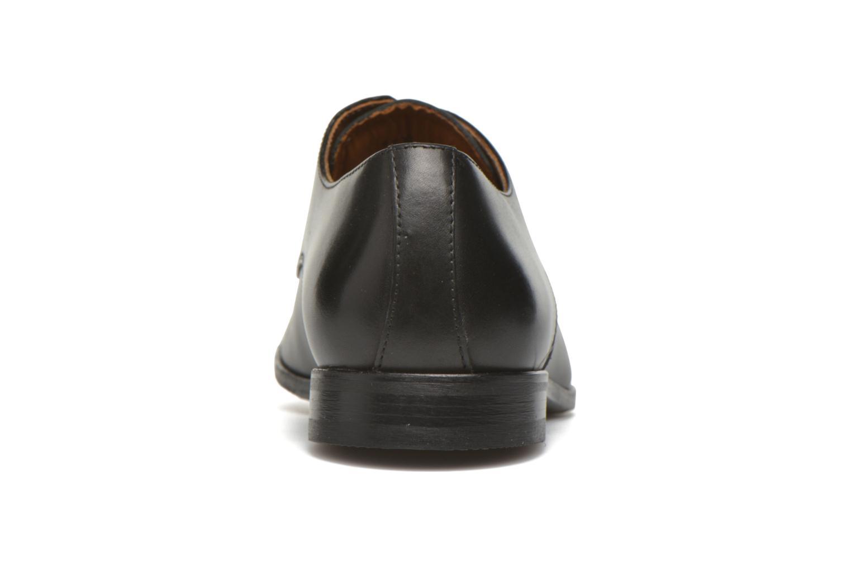 Chaussures à lacets Marvin&Co Nailsworth Noir vue droite