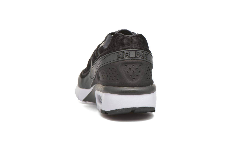 Deportivas Nike Nike Air Max Bw Ultra Se Negro vista lateral derecha