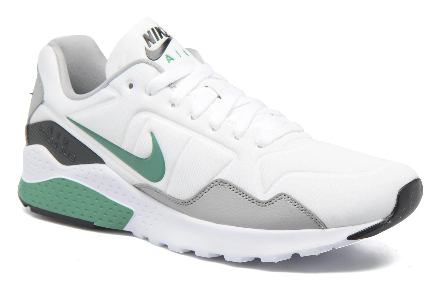 Baskets Nike Nike Air Zoom Pegasus 92 Blanc vue détail/paire