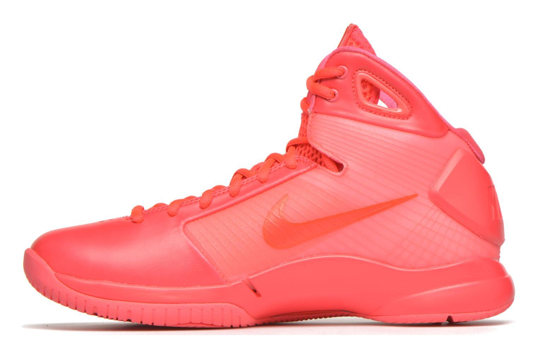 Chaussures de sport Nike Nike Hyperdunk '08 Rouge vue face