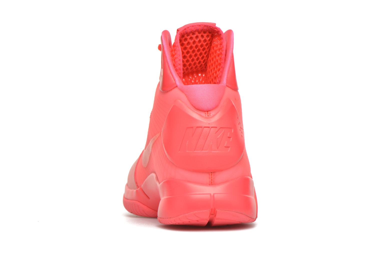 Chaussures de sport Nike Nike Hyperdunk '08 Rouge vue droite