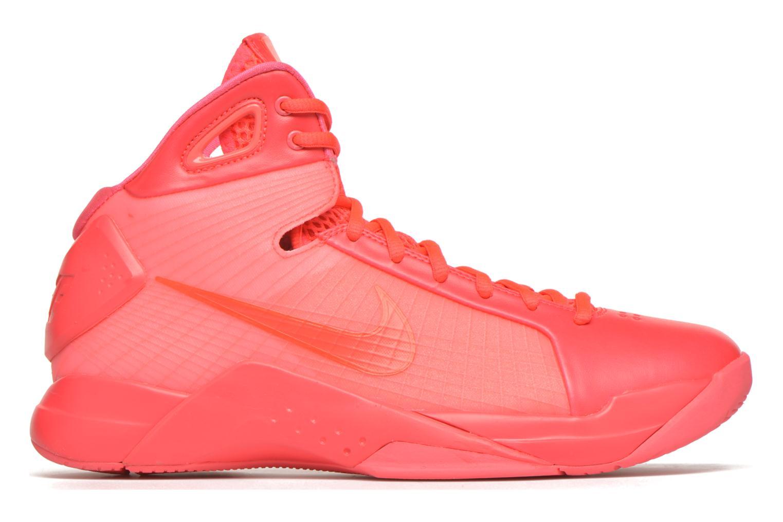 Chaussures de sport Nike Nike Hyperdunk '08 Rouge vue derrière