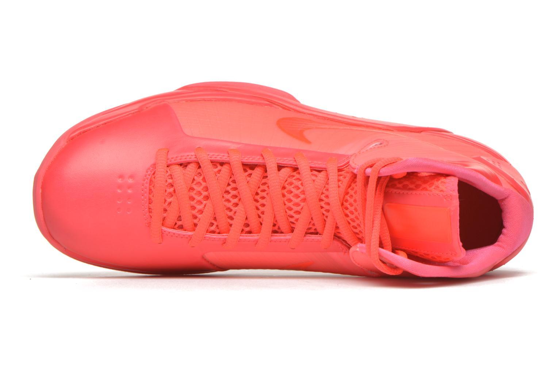 Chaussures de sport Nike Nike Hyperdunk '08 Rouge vue gauche