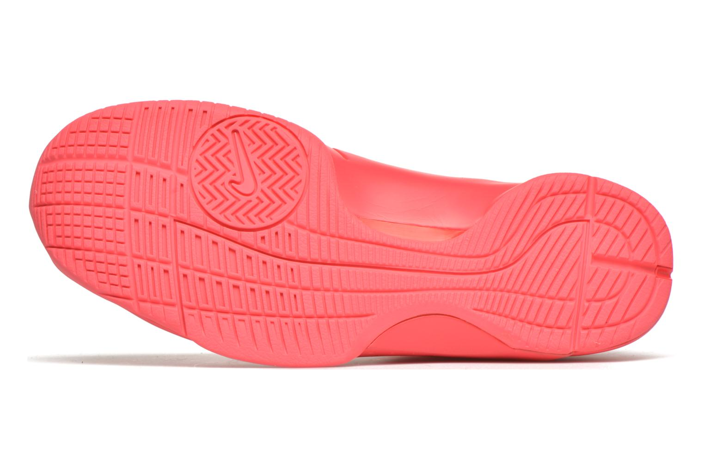 Scarpe sportive Nike Nike Hyperdunk '08 Rosso immagine dall'alto
