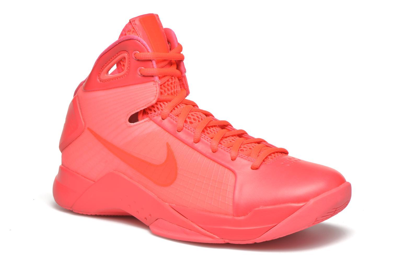 Chaussures de sport Nike Nike Hyperdunk '08 Rouge vue détail/paire