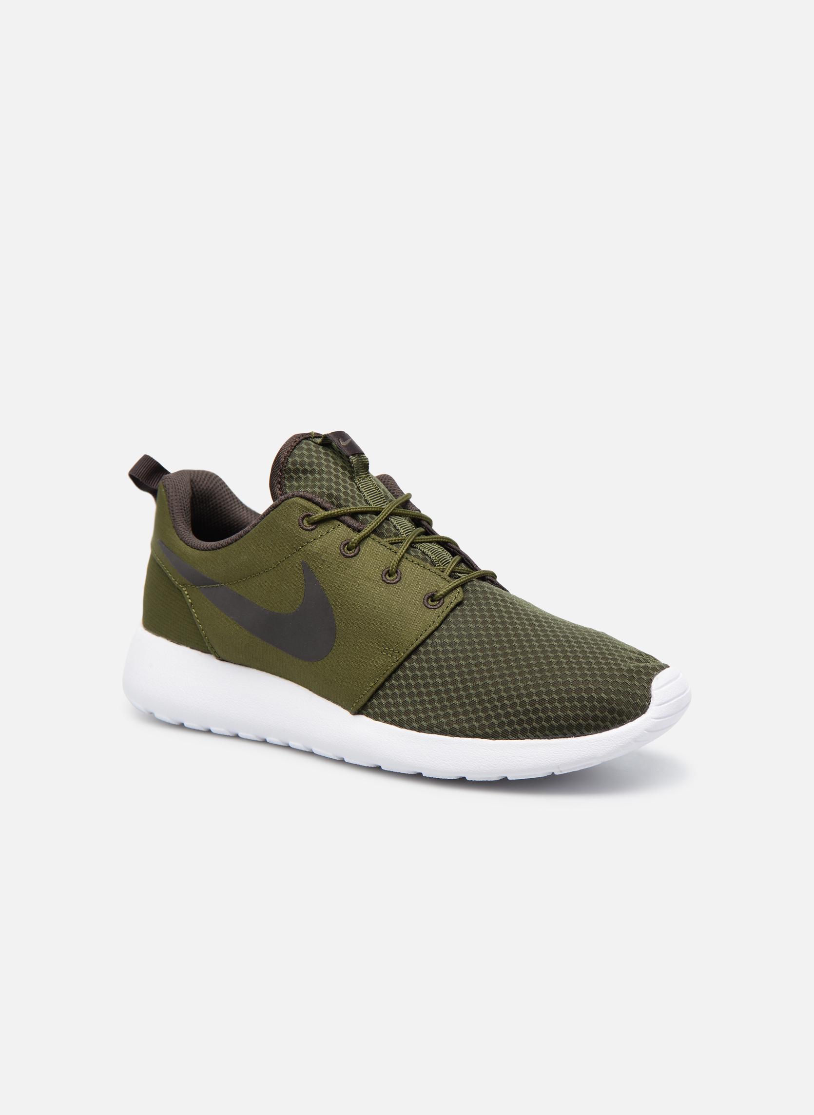 online retailer ec07f 93a89 ... Nike Roshe One Se Legion Green Velvet Brown-Velvet Brown ...