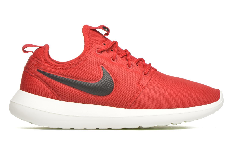 Sneaker Nike Nike Roshe Two rot ansicht von hinten
