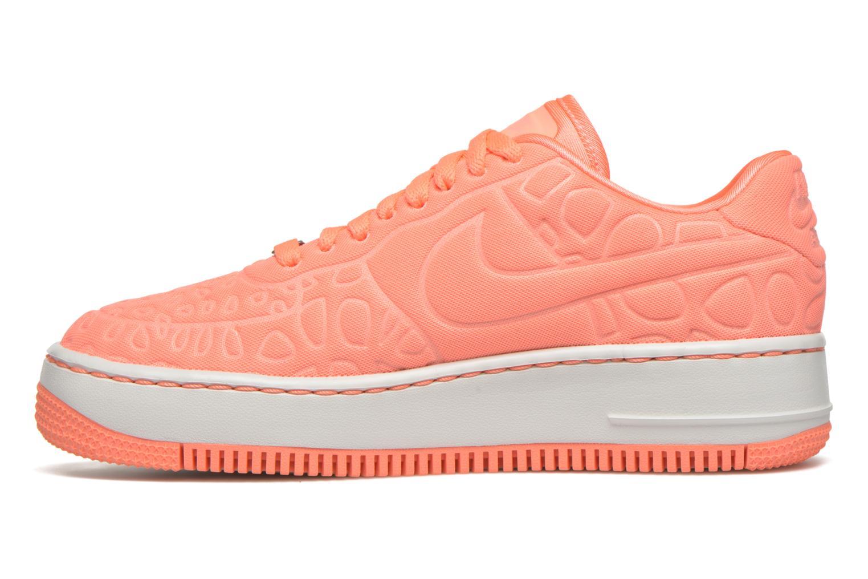 Baskets Nike Nike W Af1 Upstep Se Orange vue face