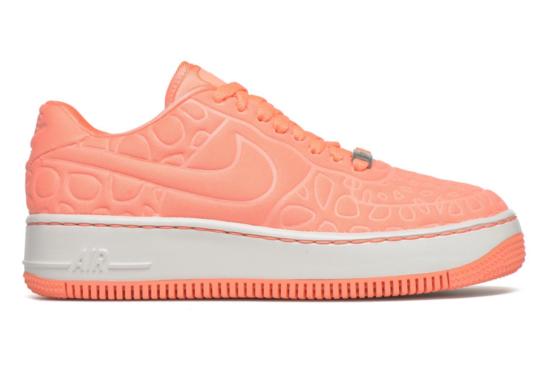 Sneaker Nike Nike W Af1 Upstep Se orange ansicht von hinten