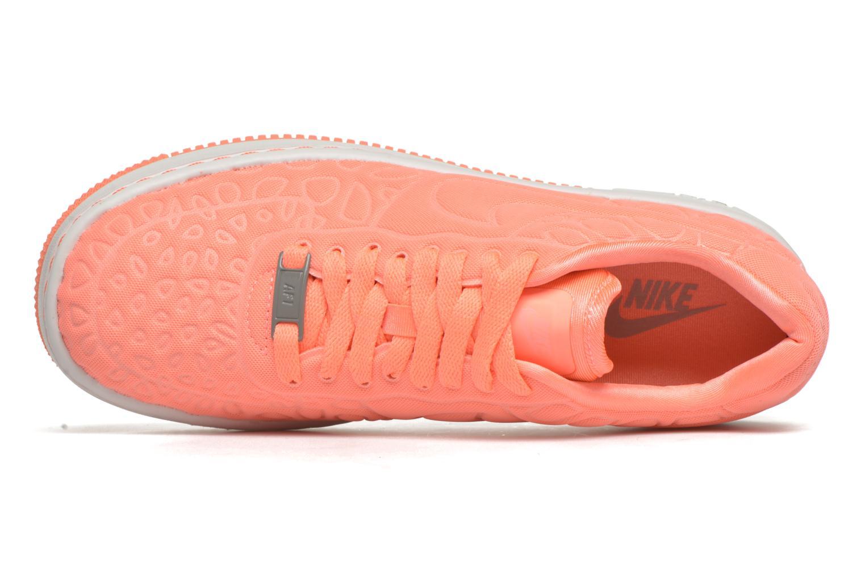 Sneaker Nike Nike W Af1 Upstep Se orange ansicht von links