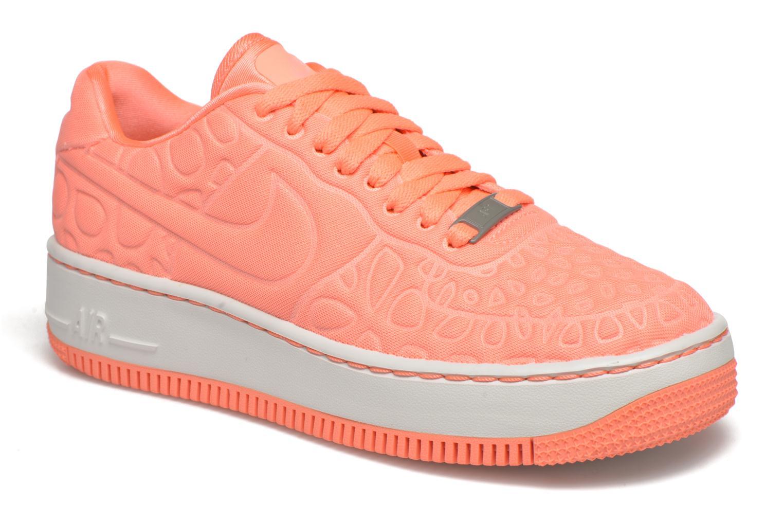 Baskets Nike Nike W Af1 Upstep Se Orange vue détail/paire