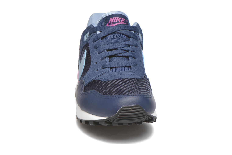 Deportivas Nike Nike W Air Pegasus '89 Azul vista del modelo