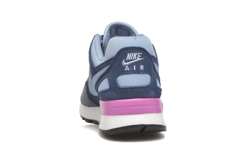 Deportivas Nike Nike W Air Pegasus '89 Azul vista lateral derecha