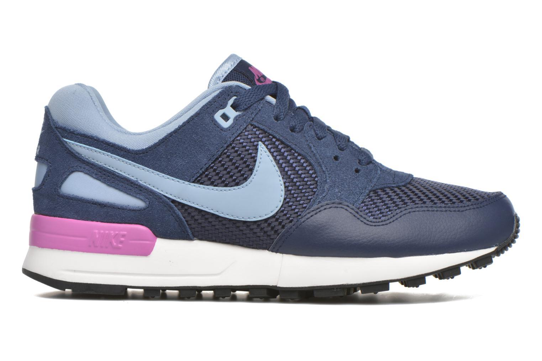 Deportivas Nike Nike W Air Pegasus '89 Azul vistra trasera