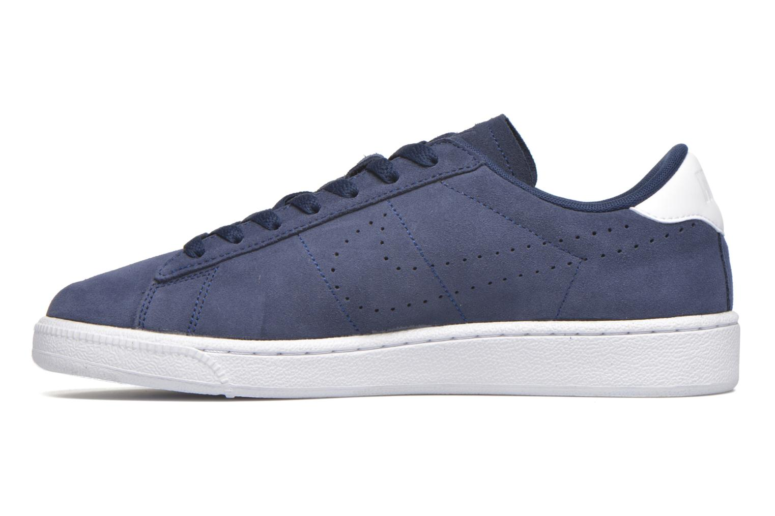 Trainers Nike Tennis Classic Cs Suede Blue front view