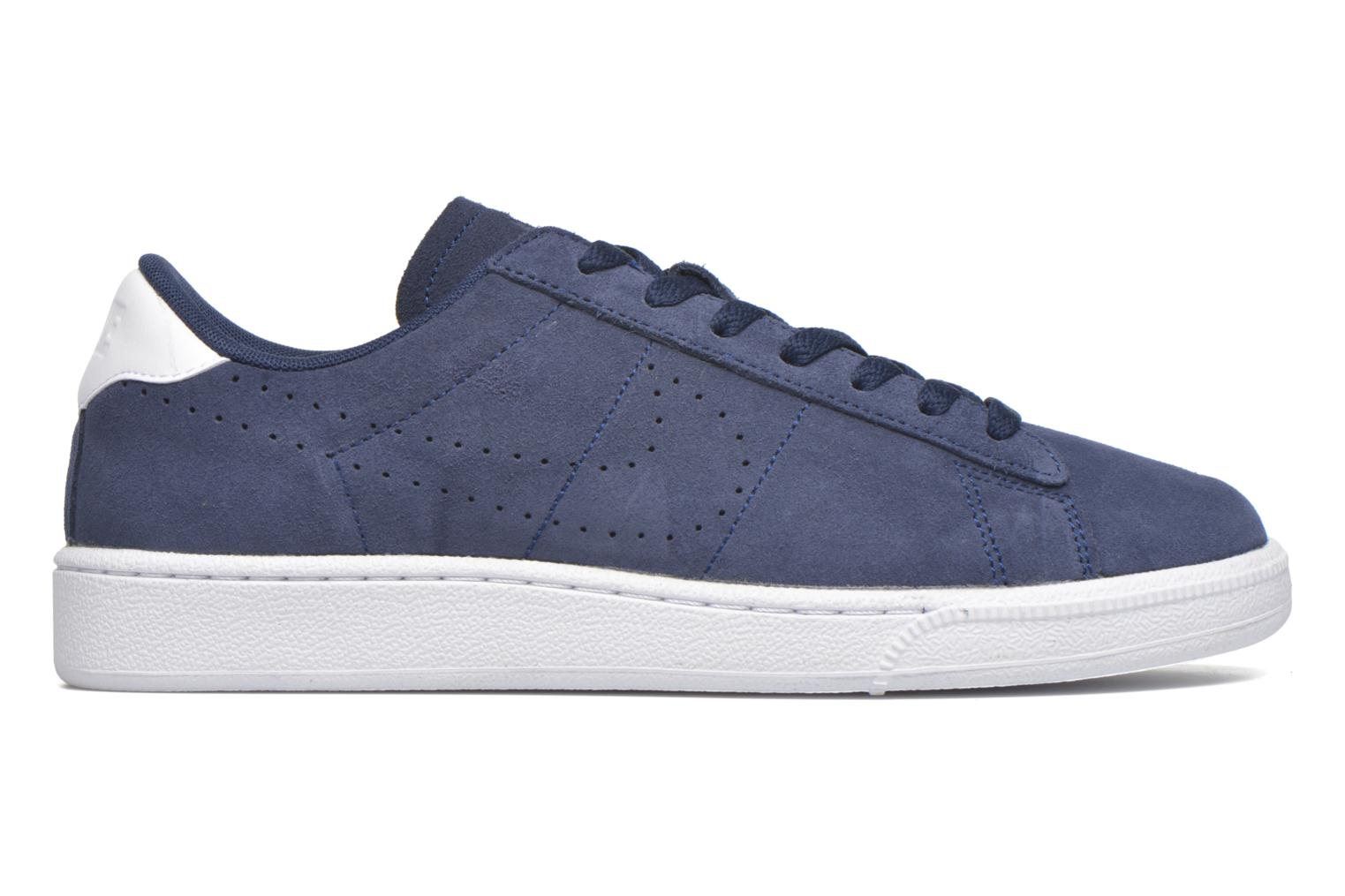 Trainers Nike Tennis Classic Cs Suede Blue back view