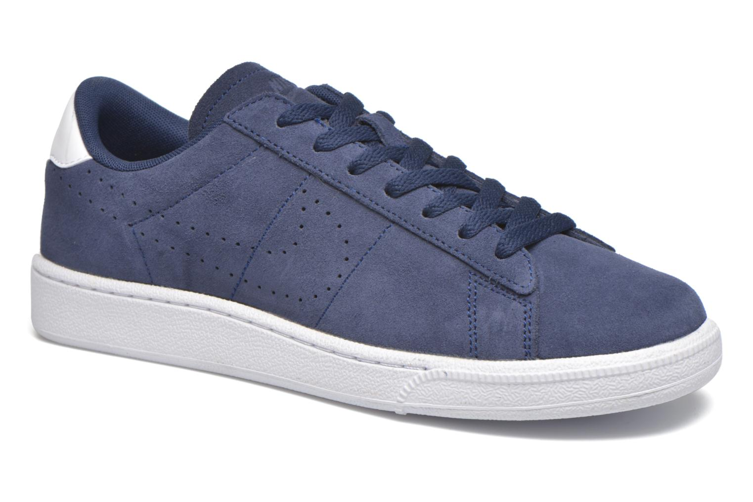 Trainers Nike Tennis Classic Cs Suede Blue detailed view/ Pair view