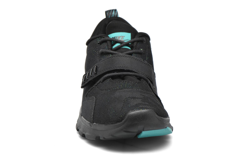 Chaussures de sport Nike Trainerendor Noir vue portées chaussures