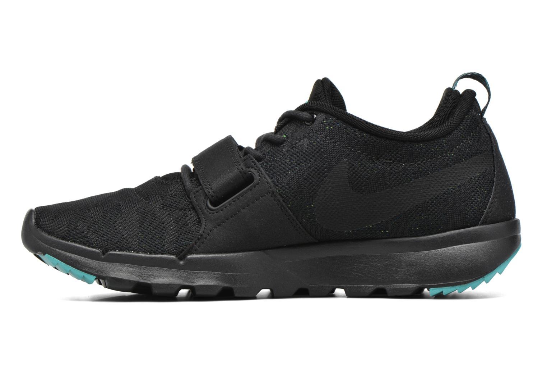 Trainerendor Black/Black-Clear Jade-Volt