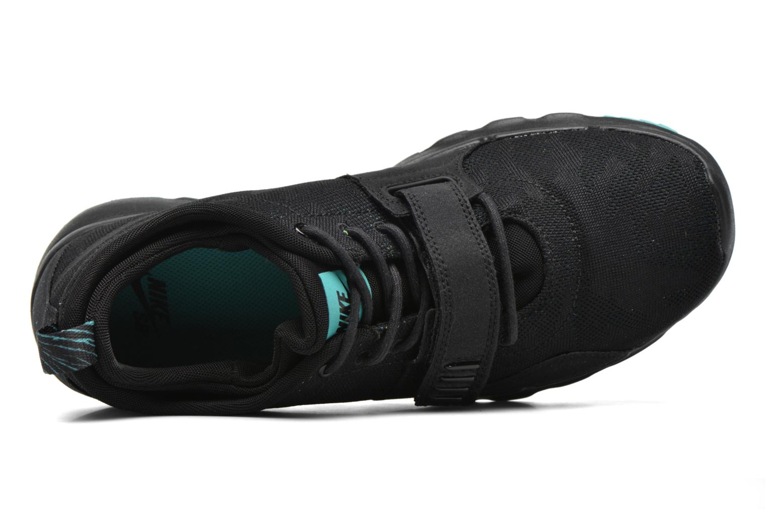 Trainerendor Black/Black-Clear Jade-Volt