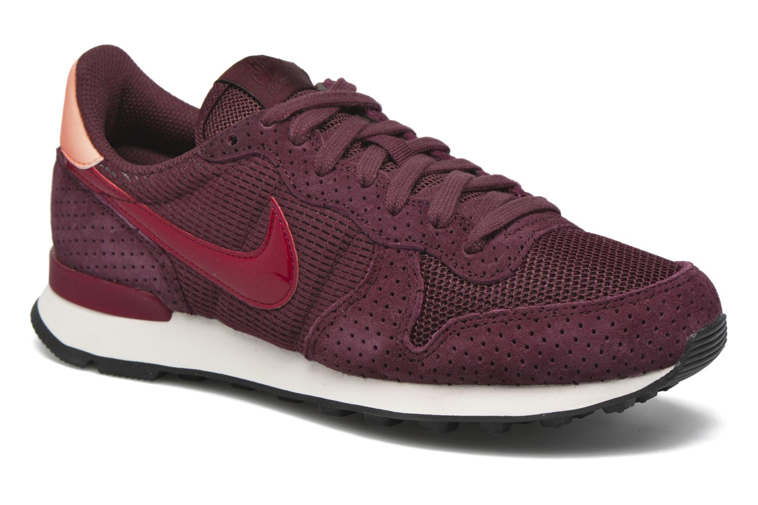 Particle Rose/Particle Rose-Vast Grey Nike W Internationalist Se (Rose)