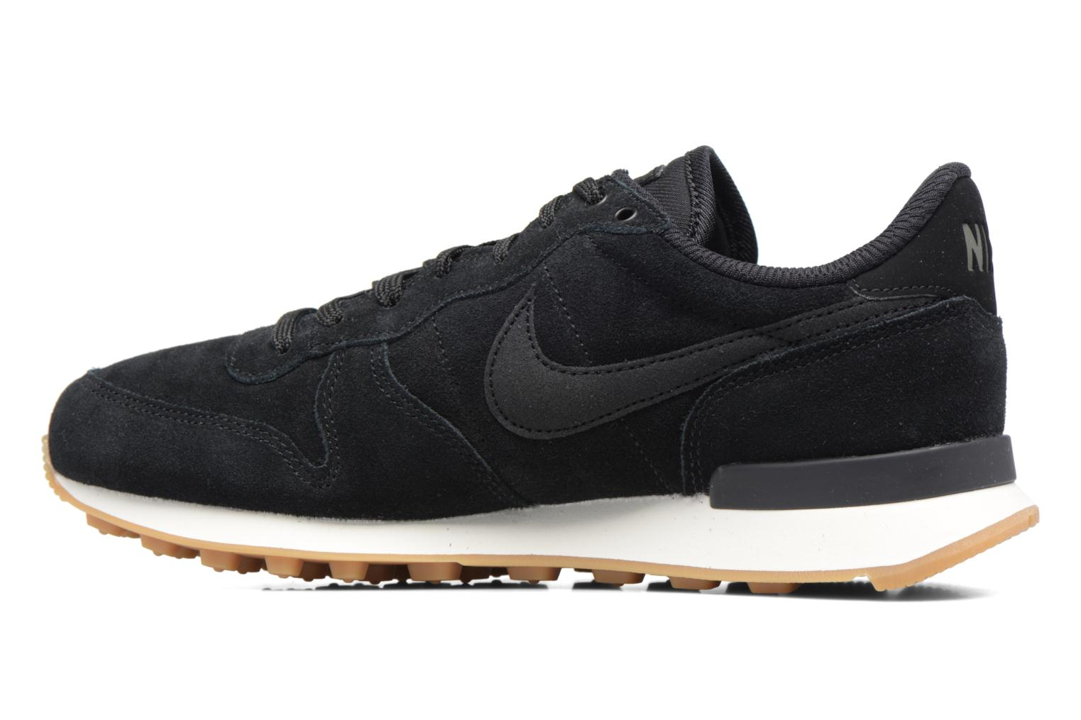 Sneakers Nike W Internationalist Se Zwart voorkant