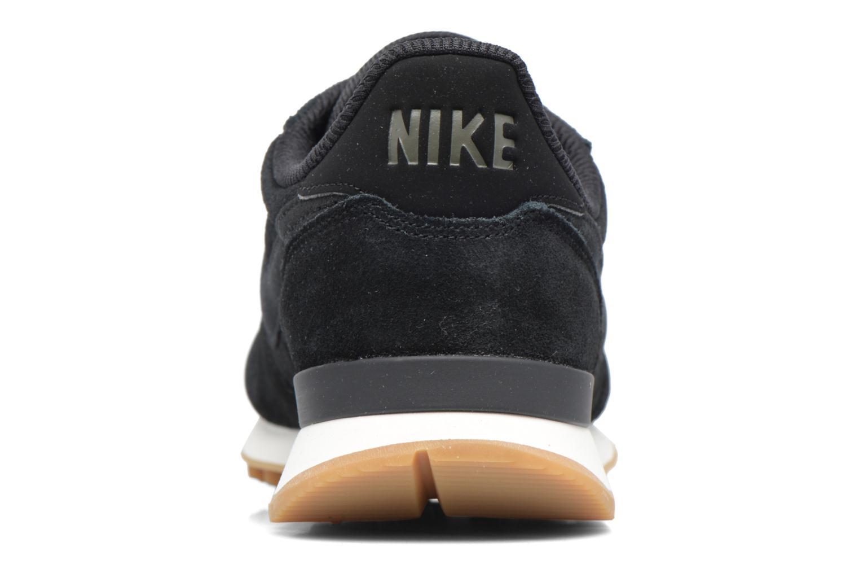 Baskets Nike W Internationalist Se Noir vue droite